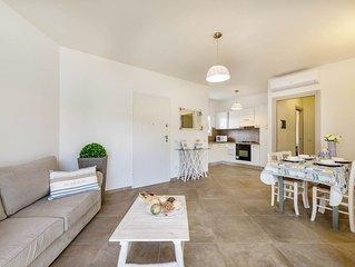 Caneis Resort - Appartamento Arbusto, free wi-fi, aria condizionata e piscina