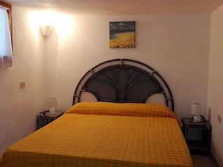 Grazioso appartamento vicinissimo al porto e alla spiaggia ideale per 3 persone