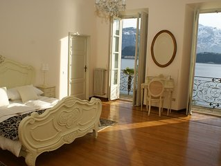 Villa Lucia - Private lakeside villa with breathtaking views of Lake Como