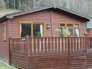 Lodge with Private Hot Tub at Limefitt Park/Lake District (Sleeps 4)