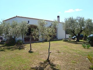 Casa Biderrosa con giardino Offerta