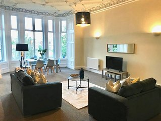 Rose Manor - Gorgeous grand property in Dundee city centre.