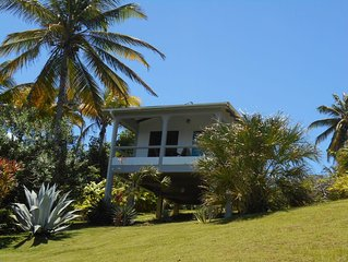 Sea Cliff Cottages #1. Perfect for two people and comes with an amazing view