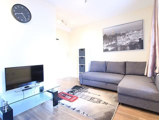 Cosy One Bed 2nd Floor Close to Marble Arch