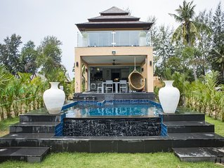 New Luxurious Beach Pool Villa With Its Own Island On Koh Chang