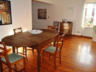 Caratteristico appartamento nel centro storico a due passi da Roma e  dal lago