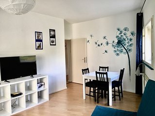 New apartment in Charlottenburg
