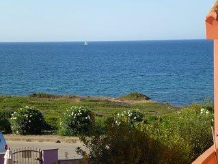 A 30 m. dal mare  WiFi free - IUN P3334-  Sconto 5% sett.