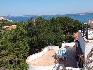 A 200 metri dal mare, appartamento in villa 6 posti letto