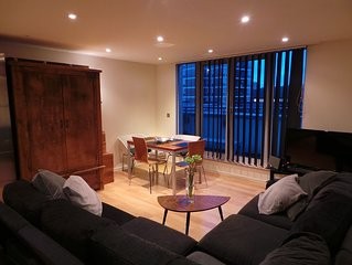 Modern and affordable apartment in Zone 1 London