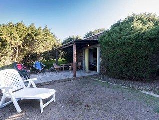villino con terrazza/solarium vista mare, giardino esclusivo, 2 camere, 1 bagno