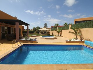 VillaHolding a Luxury Private Villa on Salinas Golf Course with 2Pools & Hot Tub