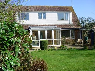 4 bedroom spacious detached family house near Southwold, Suffolk