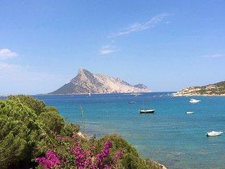 Sardegna Villa Privata in Riva al Mare 50 metri dalla spiaggia di Cala Girgolu