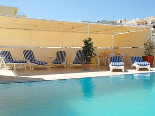 Rooftop Swimming Pool Apartment