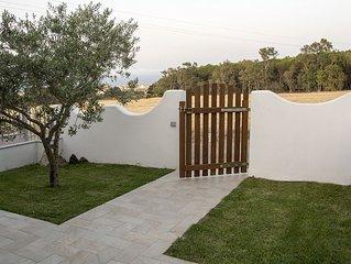 Casa indipendente con giardino a VALLEDORIA (Sardegna settentrionale)