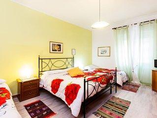 Appartamento Trilocale Le Suite Aiosardegna Cagliari  per 4 persone