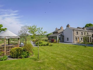 Large, Luxurious, High Quality, 'Green' Cottage (Lake District & Dales National