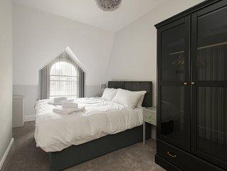 Luxury central Nottingham apartment