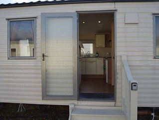 Luxury 3 Bed Caravan South of Lakes - Haven Site