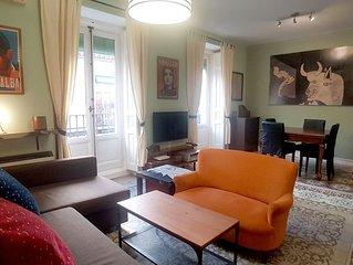 Vintage & Cozy Apartment in Old Centre (2BD 2BTH)