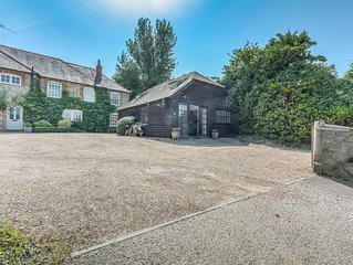 Cottage within easy reach of West Wittering