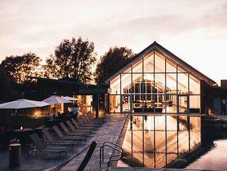 Cornerstone Cottage | Spa, Private Chef, Nature Reserve | Ideal Any Season