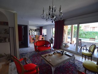 3 mn to Pozuelo Train Station beautiful property. Direct to airport and center