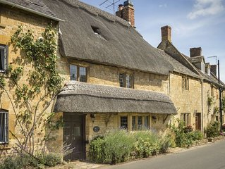 Inglenook Cottage is a luxury holiday cottage situated in the idyllic Cotswold v