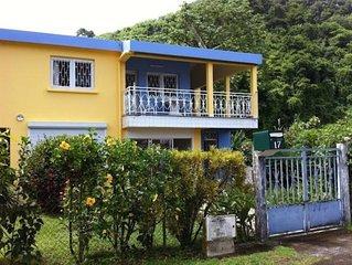 Grande villa Maison avec jardin