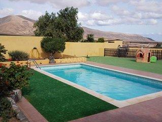 Exclusiva Villa Antigua, Fuerteventura