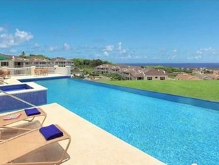 Holiday Apartment Barbados with Fantastic Caribbean Sea View for Holiday Rent