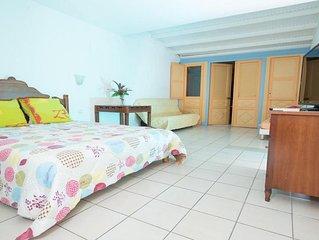 Résidence Cariacou T1 : Appartement de Belfond