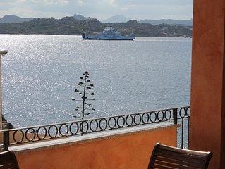 Casa vacanze in località Padule con speldida terrazza a 50 metri dal mare
