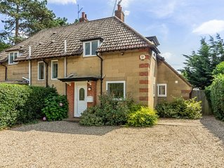 A well equipped, extremely comfortable house in Burnham Market