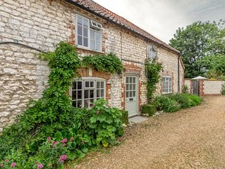 A spacious, light and bright detached cottage built in 1845