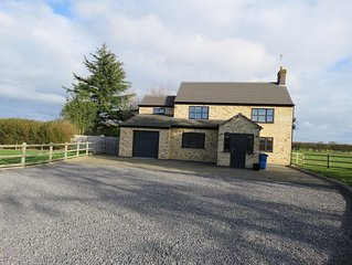 Detached Executive Farm House In an idylic Location close to Lincoln City