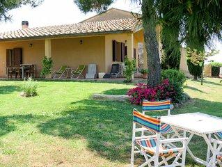 Ferienhaus La Carraia (BBO240) in Bibbona - 6 Personen, 2 Schlafzimmer