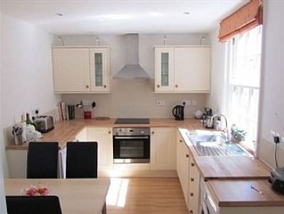 SANDPIPER COTTAGE, AMBLE is warm, stylish, comfortable, quiet, large and light.