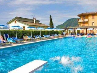 Tignale - Appartement NIDO 106 - Ferienwohnung am Gardasee mieten