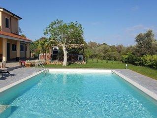 Villa Las Rosas e il luogo  ideale per le vostre vacanze in Sardegna