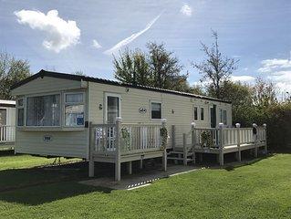 Butlins Skegness private 4 bedroom caravan