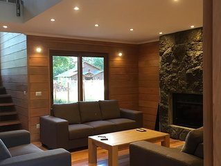 Beautiful chalet, placed near downtown Pucon