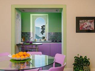 Villa Monti: apt Violet