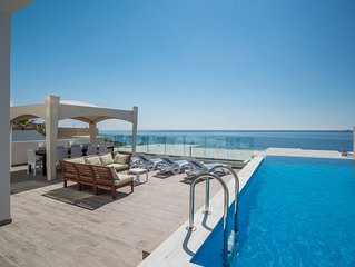 Ultra Modern Sea Front Villa with Private Pool - The Waterfront