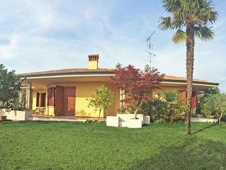 Villa mit gro��em Garten und in Strandnähe