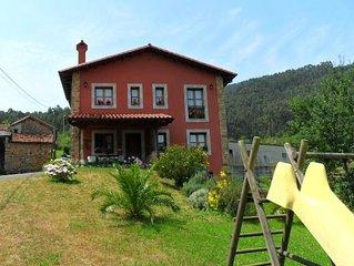 Casa rural (alquiler íntegro) El Madreñeru para 6 personas