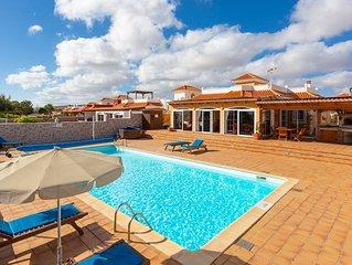 El Vergel: Large Heated Private Pool, WiFi