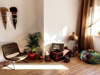 Casa com Graca - Uma janela para o rio Tejo