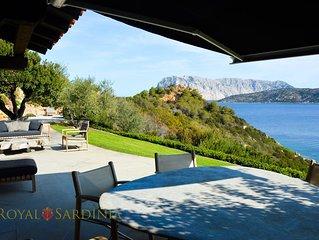 Appartamento deluxe con giardino e incantevole vista mare